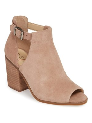 Sole Society 'ferris' open toe bootie