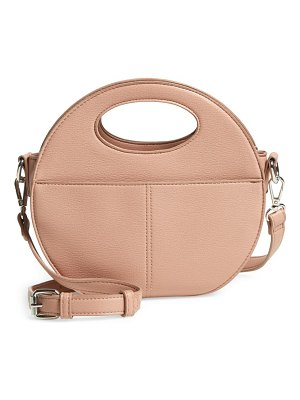 Sole Society jane faux leather crossbody bag