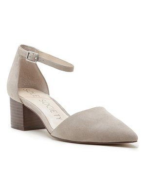 Sole Society katarina ankle strap pump