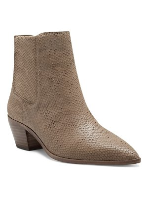 Sole Society lolanna pointed toe bootie