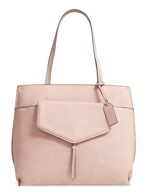 Sole Society lyndi faux leather tote