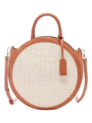 Sole Society nikole faux leather crossbody bag