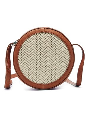 Sole Society nikole mini circle crossbody bag