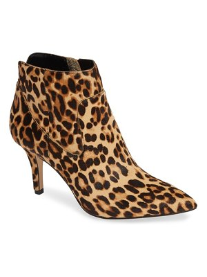 Sole Society raphaela genuine calf hair bootie