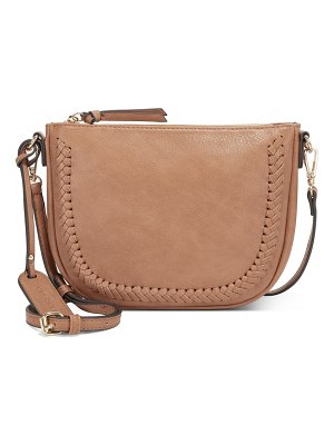 Sole Society riza faux leather crossbody bag