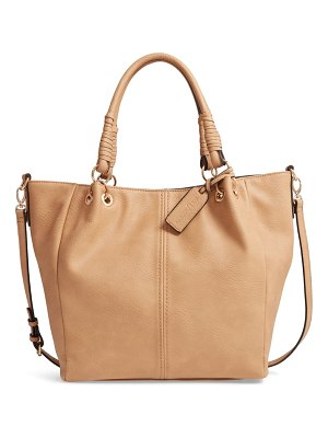 Sole Society rubie faux leather tote