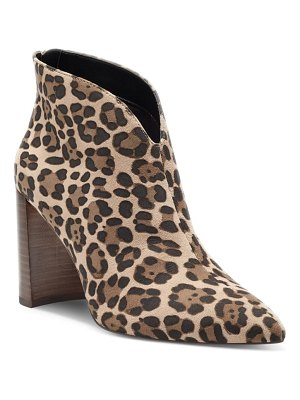 Sole Society salima pointed toe bootie