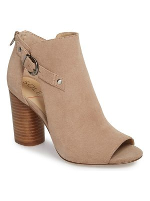 SOLE SOCIETY Sally Column Heel Sandal