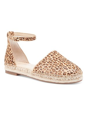 Sole Society saylah ankle strap flat