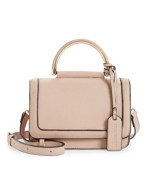 Sole Society small evar faux leather crossbody bag