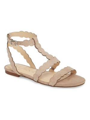 Sole Society so-maladee flat sandal