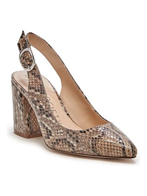Sole Society trudie slingback pump