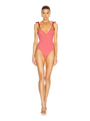 Solid & Striped olympia reversible swimsuit
