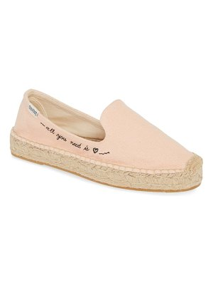 Soludos all you need espadrille flat