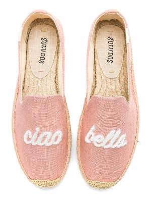 Soludos ciao bella smoking slipper