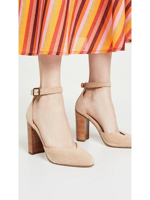 Soludos collette block heel sandals