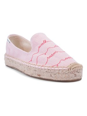 Soludos walk this way espadrille