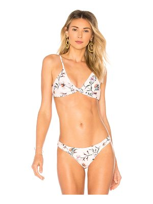 Somedays Lovin Lovers Soar Twist Bikini Top