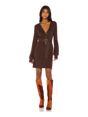 Song of Style darcey sweater dress