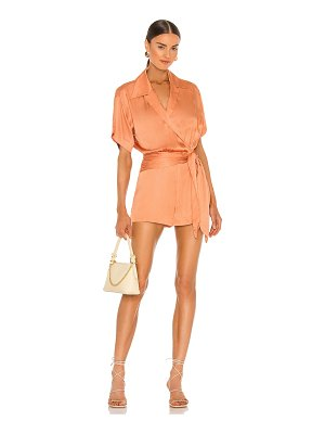 Song of Style hannah romper