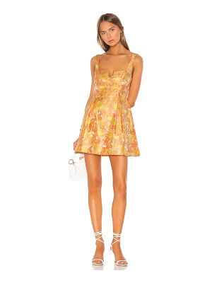Song of Style indra mini dress