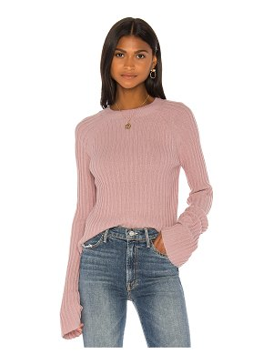Song of Style lila sweater