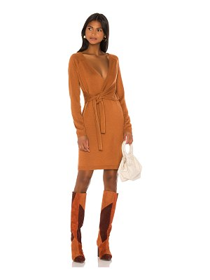 Song of Style sammy wrap dress