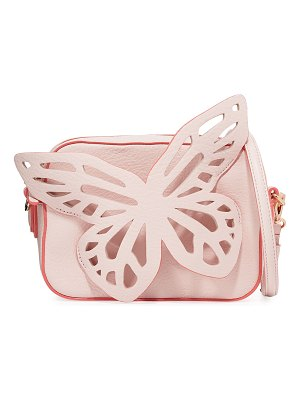 Sophia Webster Flossy Butterfly Crossbody Camera Bag