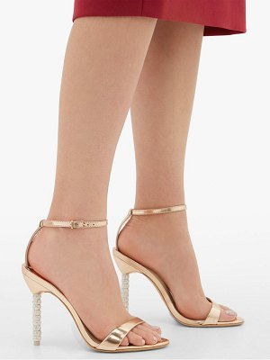 Sophia Webster haley crystal-embellished leather sandals