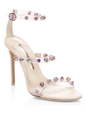 Sophia Webster rosalind gem ankle-strap sandals