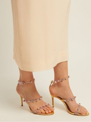 Sophia Webster rosalind gem crystal embellished sandals