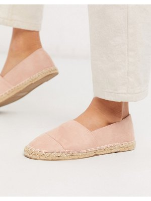 South Beach espadrilles in blush-pink