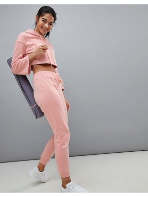 South Beach sweatpants in blush