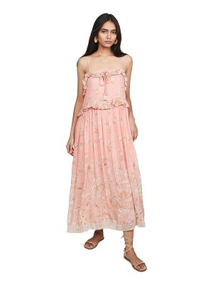 Spell & The Gypsy Collective hendrix strappy maxi dress