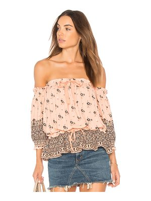 Spell & The Gypsy Collective Lionheart Off Shoulder Top