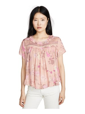 Spell & The Gypsy Collective wild bloom top