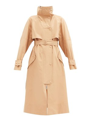 Sportmax nunzio trench coat