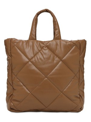 Stand Studio Assante diamond faux leather quilted bag