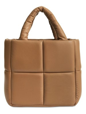 Stand Studio Rosanne quilted leather tote bag