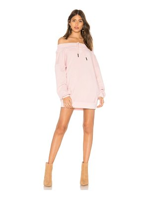 STATESIDE Off The Shoulder Sweatshirt