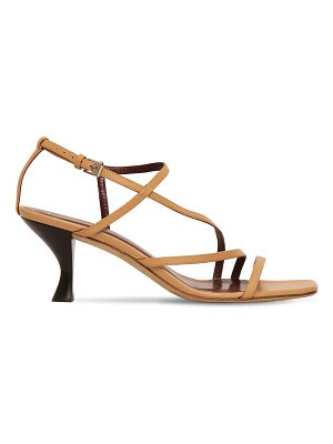 STAUD 60mm gita leather sandals