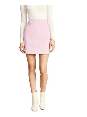 STAUD phoebe skirt
