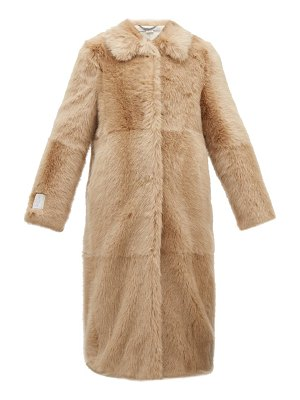 Stella McCartney alter faux fur coat