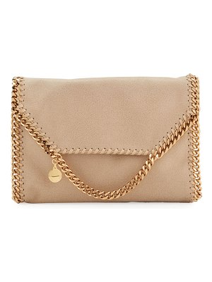 Stella McCartney Falabella Big Shaggy Deer Shoulder Bag