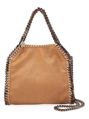 Stella McCartney Falabella Mini Shaggy Deer Tote Bag