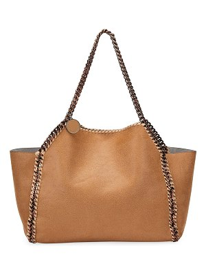 Stella McCartney Falabella Shaggy Deer East-West Tote Bag