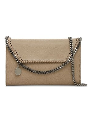 Stella McCartney Falabella shaggy faux deer crossbody bag