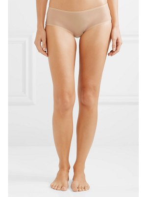 Stella McCartney grace glowing stretch-tulle briefs