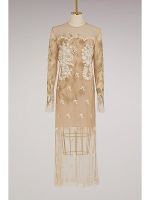 Stella McCartney Greta Tulle Dress