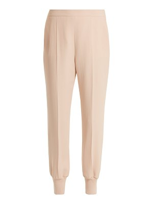 Stella McCartney Stella Mccartney - Julia Stretch Crepe Cady Trousers